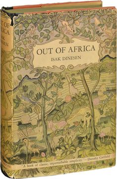 """I had a farm in Africa, at the foot of the Ngong Hills.""   ― Karen Blixen, Out of Africa"