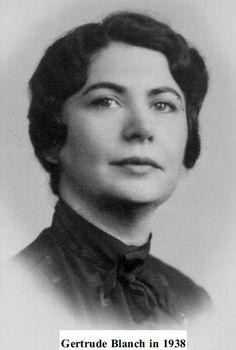 Gertrude Blanch, la abuela del trabajo matemático más citado de toda la historia