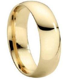 Men's Gold Rings