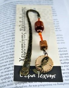 Σελιδοδείκτης ''Ιχθύς'' Bookmarks, Washer Necklace, Jewelry, Jewellery Making, Jewerly, Jewelery, Jewels, Jewlery, Book Markers