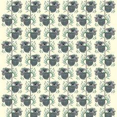 Koala Koala, Charley Harper Nurture Birch