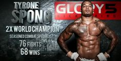 Glory 5 London - Remy Bonjasky vs. Tyrone Spong - Danyo Ilunga vs. Stephane Susperregui