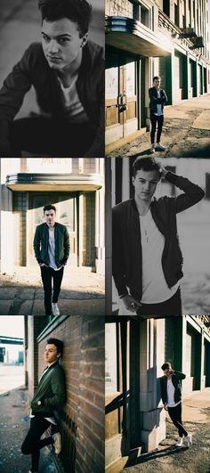 trendy senior pictures - fashion forward - senior boy - senior guy street fashion photos - hip - modern - urban -  senior portraits - portrait work - St. Louis lifestyle photographer - Charis Rowland Photography