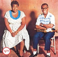 Ella Fitzgerald and Louis Armstrong, Individually fantastic, Together they are absolutely Marvelous!