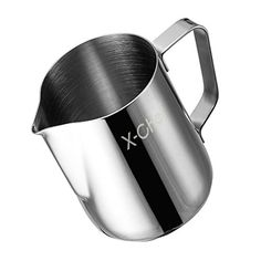 Milk Pitcher XChef Stainless Steel Creamer Frothing Pitcher 20 oz *** You can find more details by visiting the image link.Note:It is affiliate link to Amazon.