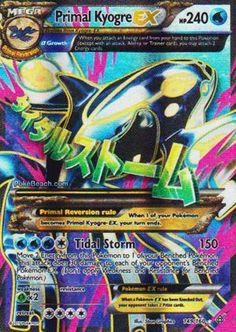 pokemon mega ex cards - Google Search