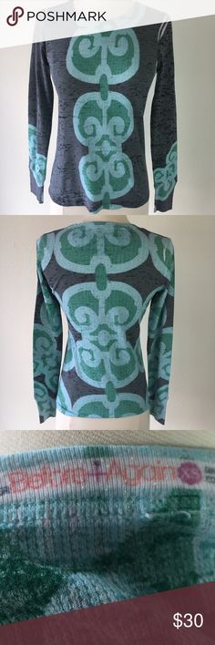 ANTHROPOLOGIE BEFORE + AGAIN thermal top New and plush these are always popular! Anthropologie Tops Tees - Long Sleeve