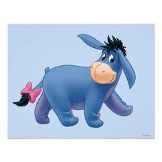 I LOVE EEYORE!!!!!!!!!!!!!!!!!!!!!! my favorite Winnie the Pooh Character! :D