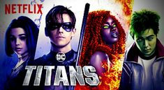 Andy Samberg, Teen Titans Go, Sci Fi Tv Shows, Movies And Tv Shows, Dc Universe, Netflix Movies, Movie Tv, Robin, Becoming Human