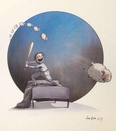 Jeg får ikke sove Av Lisa Aisato I Can't Sleep by Lisa Aisato Vintage Bee, Boy Illustration, Kids And Parenting, Artsy Fartsy, Brave, Illustrator, Lisa, Drawings, Prints
