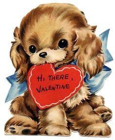 HAPPY LOVES ROSIE: Valentine Ephemera