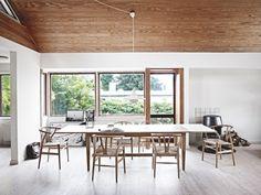 Arkitekt Pernille Arends har så stor kærlighed til sit hus, at alt er så originalt som muligt