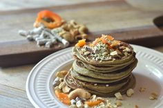 Tasty Wheat Free Protein Pancake Recipe - Hemp Foods For Me You & Suzie Q