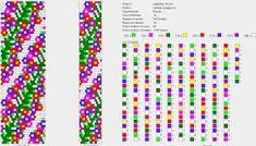 Lbeads: лужайка 18 или цветовое голодание