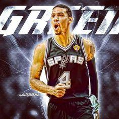 Spurs Danny Green. Sunita Sukraj · San Antonio Spurs 58c763a73