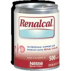 Nestle Renalcal -Unflavored 250 mL Can QTY: 1