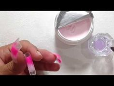 DUAL SYSTEM FORMS/BABY BOOMER/BABY BOOMER IN MY NAILS/VIDEO CLASS - YouTube Acrylic Nails At Home, Acrylic Nail Shapes, Dual System, Baby Boomer, Manicure Y Pedicure, Diy Nails, Youtube, Enamels, Nail Designs