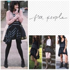 """Free People Black Pin Dot Trapeze Slip Dress. NWT. Free People Black Pin Dot Trapeze Slip Dress, 100% rayon, lace trim 100% nylon, washable, 18.5"""" armpit to armpit (37"""" all around), 32"""" shortest center length, 36"""" longest side length, unlined, sheer lace panel accents, ruffle hem, sleeveless, asymmetrical hem, pullover style, measurements are approx.  No PayPal...No Trades... Free People Dresses Mini"""
