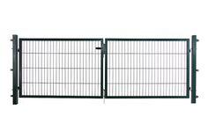 Zaun-Doppeltür für Doppelstabmattenzaun in Anthrazit (in 3 Höhen) ab 399,99€…