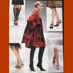 #newyorkfashionweek #chic #leather #accesories #shoes #boots #ilovenewyork #love #couture #fbf #luxury #vanessanoelshoes #chado #rr #designer#cfda #fashion