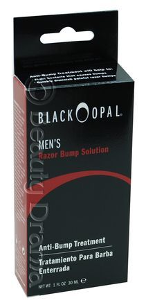 Black Opal Anti-Bump Treatment Men's Razor Bump Solution 1 oz