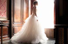 Princess wedding dress: 50 princess wedding dresses that make you dream - Dress 03 Wedding Dress Pictures, 2015 Wedding Dresses, Princess Wedding Dresses, Wedding Robe, Wedding Gowns, Ball Dresses, Ball Gowns, 2017 Image, Most Beautiful Wedding Dresses