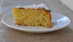 Thermomix Recipes: Lemon Juice Cake with Thermomix