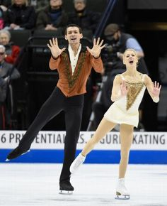 Alexa Scimeca and Chris Knierim- 2016 U.S. Figure Skating Championships Review by The He Said She Said Experience
