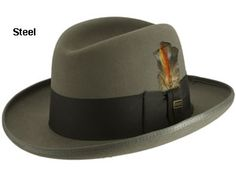 Dobbs Anton Homburg Hat