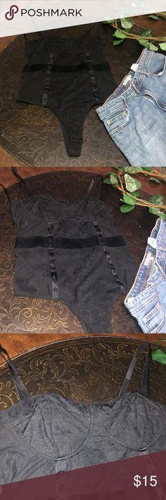 9af2d85200 Guess Lace Corset Body Suit Sz Small Guess Lace Corset Body Suit Sz Small  86%