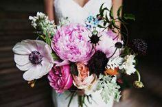 Floral Inspiration / Brights. (instagram: the_lane)