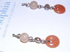 lia sophia retired pumpkin spice earrings  starting bid $5.00