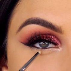 (notitle) - makeup - (notitle) makeup - (notitle) - Make-up - (notitle) Make- Eye Makeup Tips, Makeup Goals, Skin Makeup, Makeup Inspo, Eyeshadow Makeup, Makeup Art, Makeup Inspiration, Eyeshadows, Cute Makeup