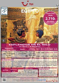 ¡Especial novios! EGIPTO: Esplendor en el Nilo. Precio final desde 2.710€ - http://zocotours.com/especial-novios-egipto-esplendor-en-el-nilo-precio-final-desde-2-710e-2/