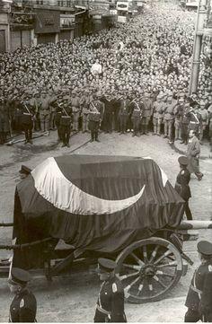 Funeral of Mustafa Kemal Atatürk