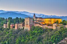 58 cosas que hay que hacer en Andalucía una vez en la vida..La Alhambra, Granada.