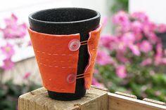 DIY: custom-sized mug cosy