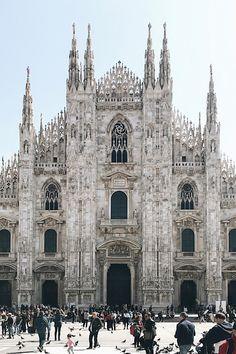 Duomo Milano Dom Mai