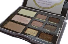 Too Faced - Natural Eyes Palette. Check out my Instagram: TurtlesCanFly #TooFaced