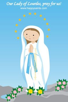 Happy Saints: Clip art and info on different saints and church celebrations