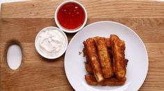 Oh My Fucking God, You Need To Make These Halloumi Fries
