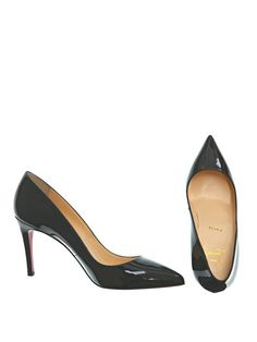 CHRISTIAN LOUBOUTIN Pigalle 85mm shoes. Every woman should have a pair of these classics in their closet