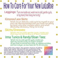 follow instructions or you will be sorry! :)  join me on Facebook @ LuLaRoe Lacy Leigh