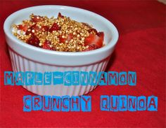 More quinoa recipes