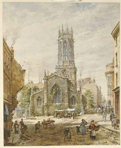 Vintage Artwork, Framed Artwork, Art Commerce, Northern England, Art Uk, Watercolor Landscape, Watercolour Painting, A4 Poster, Posters