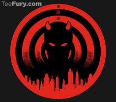 Devil in Hell's Kitchen by Creative Outpouring. Get yours here: http://www.teefury.com/?utm_source=pinterest&utm_medium=referral&utm_content=devilinhellskitchen%20hellothere&utm_campaign=organicpost