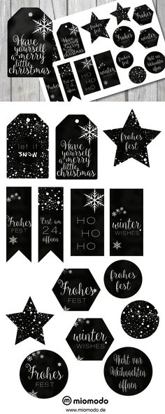 Gift tags to print Christmas - Weihnachten Deco Harry Potter, Diy Pinterest, Fete Halloween, Adult Halloween, Halloween Costumes, Navidad Diy, Theme Noel, Free Gift Cards, Cards Diy