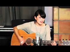 Make it go- Kina Grannis (I hate cancer). Please listen to this song then go support. This is beautiful, what she is doing is beautiful.