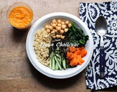 7 Day Vegan Challenge | Peaceful Dumpling. This is for the veg-curious, try this challenge for one week and see how it feels!
