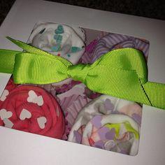 Baby onesies cupcakes!